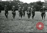 Image of Army soldiers training in the U.S.A. United States USA, 1917, second 2 stock footage video 65675069494