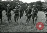 Image of Army soldiers training in the U.S.A. United States USA, 1917, second 3 stock footage video 65675069494