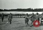 Image of Army soldiers training in the U.S.A. United States USA, 1917, second 6 stock footage video 65675069494