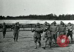 Image of Army soldiers training in the U.S.A. United States USA, 1917, second 7 stock footage video 65675069494