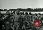 Image of Army soldiers training in the U.S.A. United States USA, 1917, second 11 stock footage video 65675069494