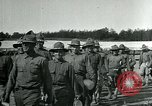 Image of Army soldiers training in the U.S.A. United States USA, 1917, second 12 stock footage video 65675069494