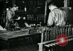 Image of a rifle factory United States USA, 1917, second 11 stock footage video 65675069497