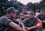 Image of a navy chaplain Vietnam, 1967, second 6 stock footage video 65675069513