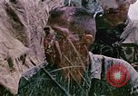Image of jungle combat with machine guns Vietnam, 1967, second 1 stock footage video 65675069514