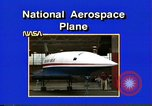 Image of National Aerospace Plane United States USA, 1989, second 3 stock footage video 65675069520