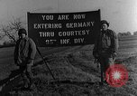 Image of 95th Infantry Division Saarlautern Germany, 1944, second 6 stock footage video 65675069527
