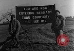 Image of 95th Infantry Division Saarlautern Germany, 1944, second 8 stock footage video 65675069527
