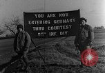 Image of 95th Infantry Division Saarlautern Germany, 1944, second 10 stock footage video 65675069527