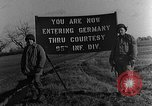 Image of 95th Infantry Division Saarlautern Germany, 1944, second 11 stock footage video 65675069527