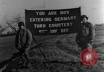 Image of 95th Infantry Division Saarlautern Germany, 1944, second 12 stock footage video 65675069527