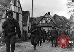 Image of United States infantry troops Bitschhofen Germany, 1944, second 2 stock footage video 65675069530