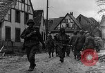 Image of United States infantry troops Bitschhofen Germany, 1944, second 5 stock footage video 65675069530