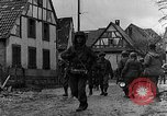 Image of United States infantry troops Bitschhofen Germany, 1944, second 9 stock footage video 65675069530