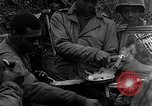 Image of African-American soldiers Germany, 1944, second 4 stock footage video 65675069531