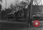 Image of US infantrymen searching for German snipers Haguenau France, 1944, second 10 stock footage video 65675069533