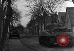 Image of M4 Sherman tanks Haguenau France, 1944, second 11 stock footage video 65675069535