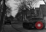 Image of M4 Sherman tanks Haguenau France, 1944, second 12 stock footage video 65675069535