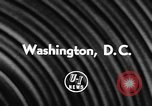 Image of 50th Anniversary of Air Force Washington DC USA, 1957, second 6 stock footage video 65675069538