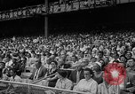 Image of Old Timers Day at Yankee Stadium New York United States USA, 1957, second 6 stock footage video 65675069541