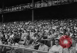 Image of Old Timers Day at Yankee Stadium New York United States USA, 1957, second 7 stock footage video 65675069541