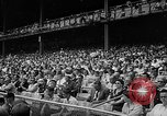 Image of Old Timers Day at Yankee Stadium New York United States USA, 1957, second 9 stock footage video 65675069541