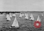 Image of sailing week Holland Netherlands, 1957, second 4 stock footage video 65675069543