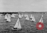 Image of sailing week Holland Netherlands, 1957, second 5 stock footage video 65675069543