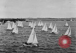 Image of sailing week Holland Netherlands, 1957, second 6 stock footage video 65675069543