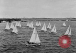Image of sailing week Holland Netherlands, 1957, second 7 stock footage video 65675069543