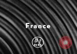 Image of Queen Frederica France, 1957, second 5 stock footage video 65675069545
