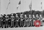 Image of Queen Frederica France, 1957, second 7 stock footage video 65675069545