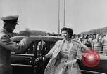 Image of Queen Frederica France, 1957, second 8 stock footage video 65675069545
