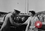 Image of Queen Frederica France, 1957, second 9 stock footage video 65675069545