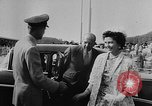 Image of Queen Frederica France, 1957, second 10 stock footage video 65675069545