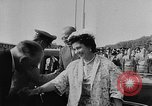 Image of Queen Frederica France, 1957, second 11 stock footage video 65675069545