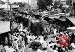Image of Muharram celebrated Lucknow India, 1957, second 6 stock footage video 65675069547