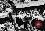 Image of Muharram celebrated Lucknow India, 1957, second 9 stock footage video 65675069547