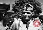 Image of soldier with very large feet San Francisco California USA, 1957, second 12 stock footage video 65675069548
