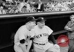 Image of New York Yankees vs Boston Red Sox Boston Massachusetts USA, 1957, second 9 stock footage video 65675069551