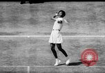 Image of Althea Gibson wins at Wimbleton United Kingdom, 1957, second 5 stock footage video 65675069555