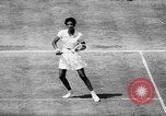 Image of Althea Gibson wins at Wimbleton United Kingdom, 1957, second 9 stock footage video 65675069555