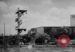 Image of Women divers compete at AAU meet in Houston, Texas Houston Texas USA, 1957, second 8 stock footage video 65675069557