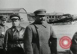 Image of May Day celebration Moscow Russia Soviet Union, 1937, second 8 stock footage video 65675069581