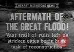 Image of reconstruction after floods Hartford Connecticut USA, 1937, second 4 stock footage video 65675069584