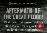 Image of reconstruction after floods Hartford Connecticut USA, 1937, second 8 stock footage video 65675069584