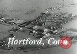 Image of reconstruction after floods Hartford Connecticut USA, 1937, second 12 stock footage video 65675069584