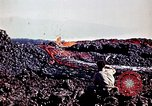 Image of Mauna Loa eruption Hawaii USA, 1942, second 6 stock footage video 65675069592