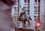 Image of Famous freedom figures Washington DC USA, 1969, second 3 stock footage video 65675069596