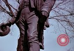 Image of Famous freedom figures Washington DC USA, 1969, second 10 stock footage video 65675069596